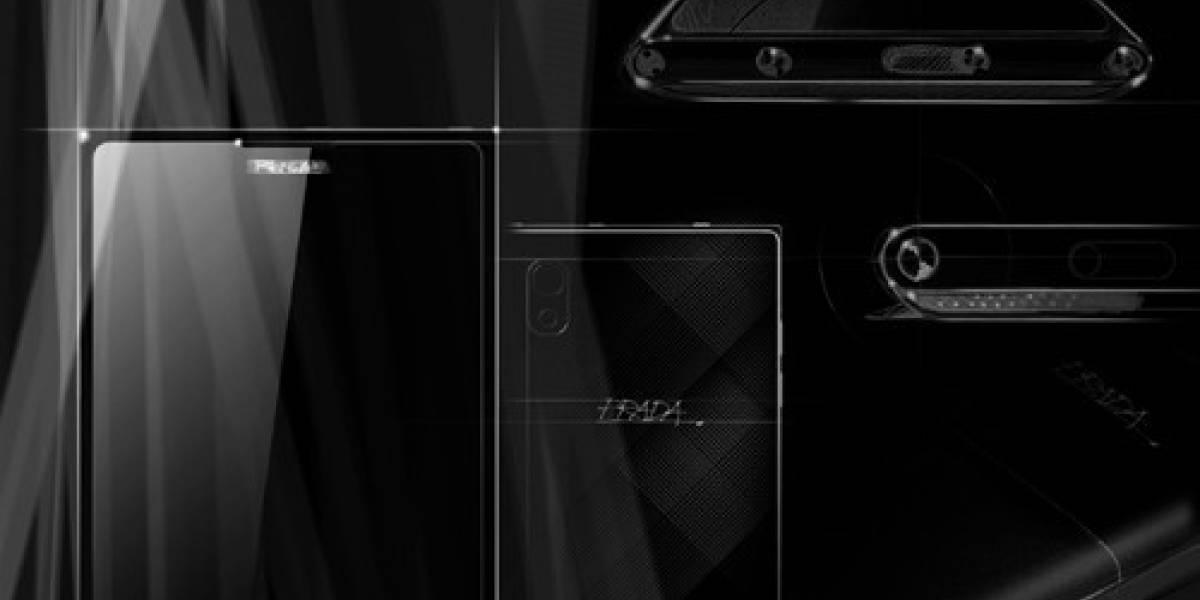 LG y Prada anuncian el lanzamiento de un nuevo y lujoso teléfono móvil