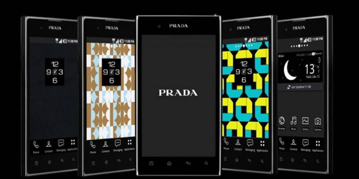 PRADA by LG 3.0 llega a España de la mano de Vodafone