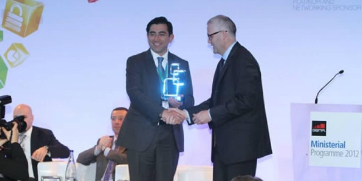 MWC12: Colombia recibe premio al liderazgo gubernamental en telecomunicaciones