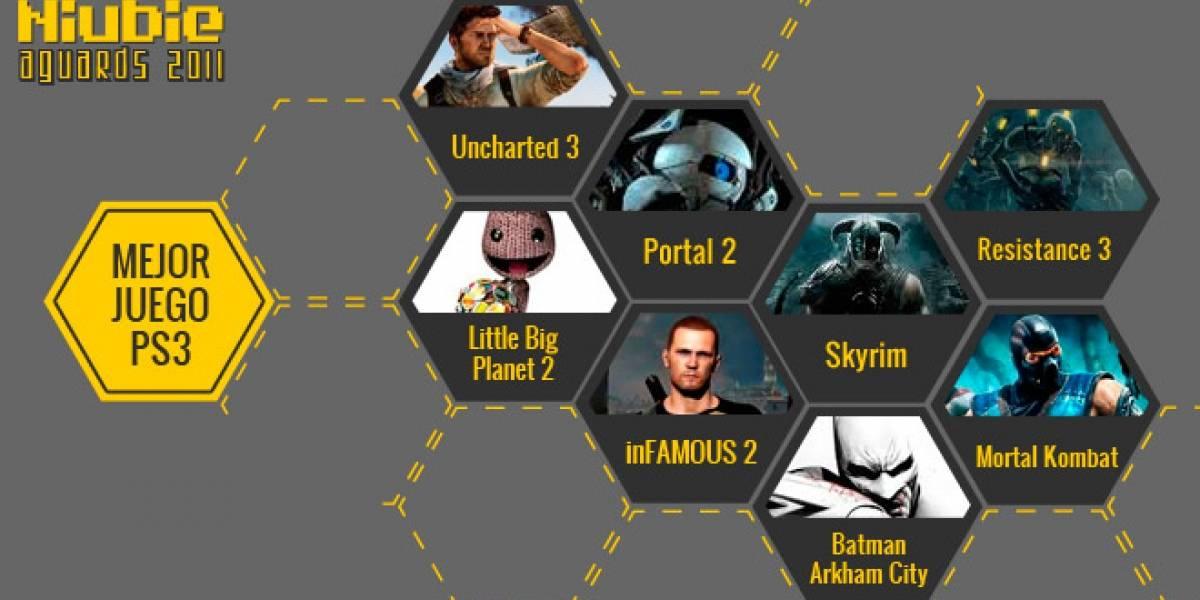 Mejor Videojuego de PlayStation 3 [NB Aguards 11]
