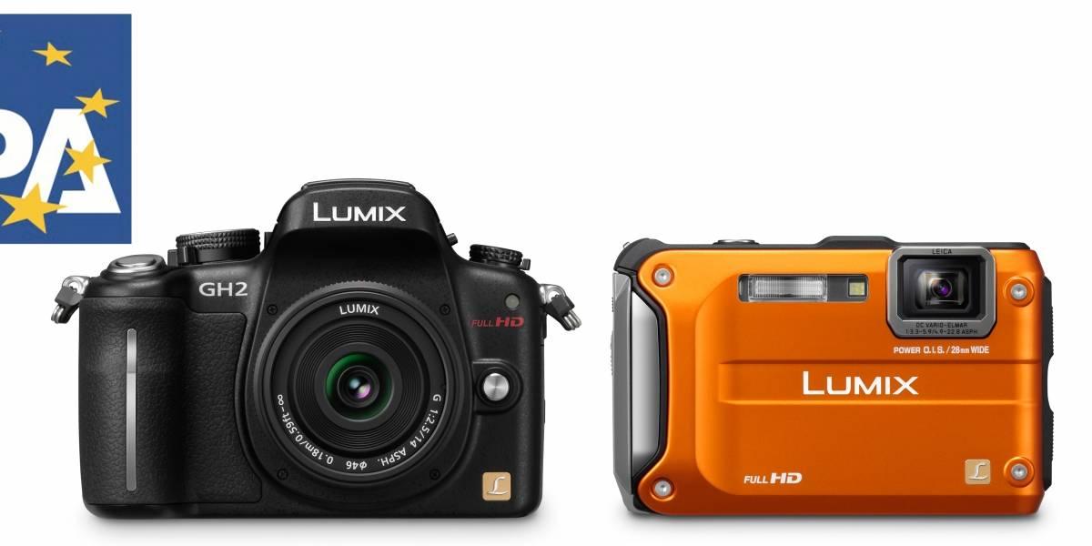 Cámaras Lumix de Panasonic son reconocidas en los premios TIPA
