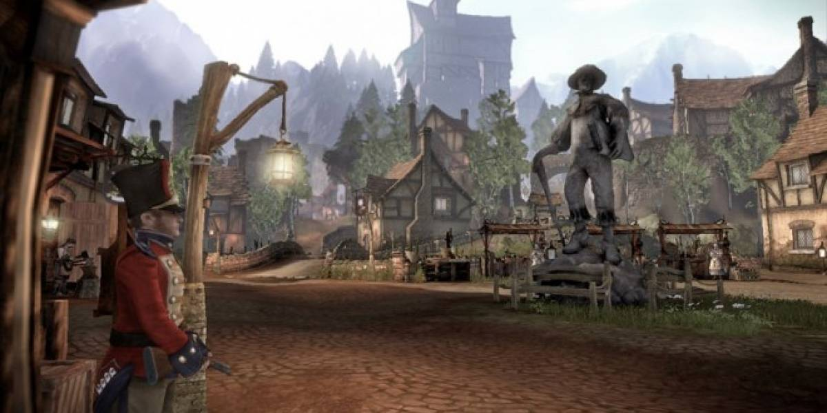 Fable III ahora tiene demo en Xbox Live