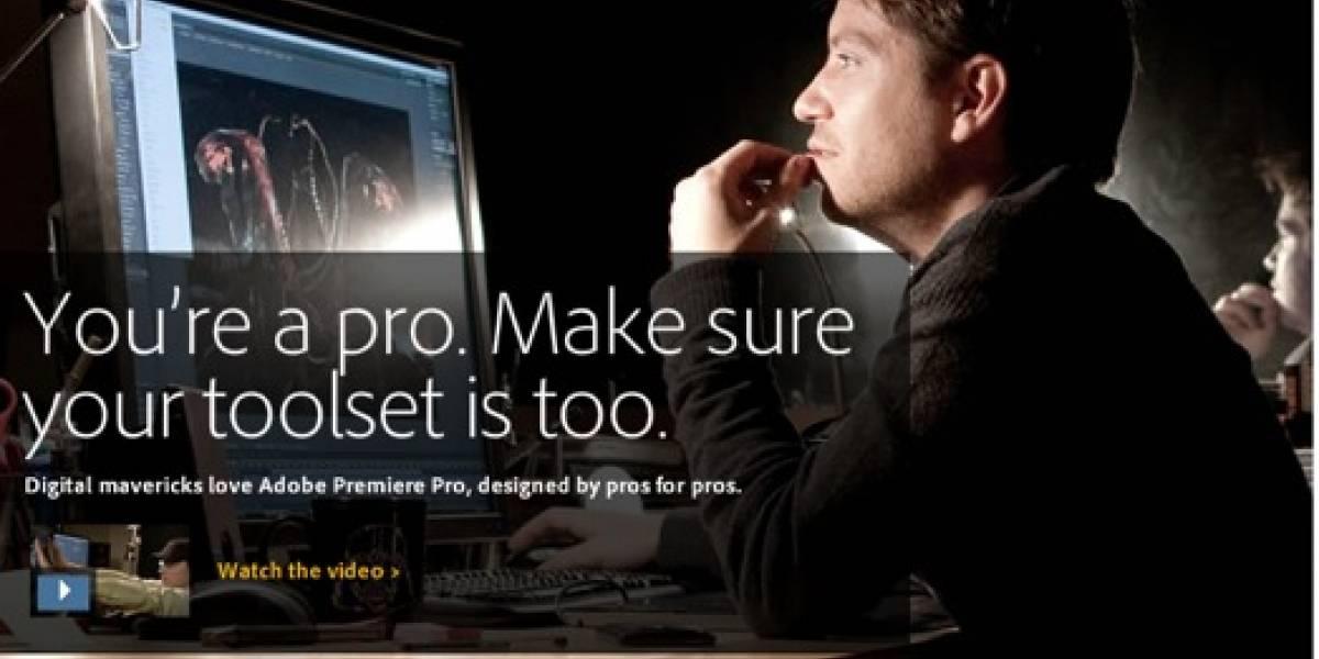 Adobe ofrece un 50% de descuento a los ex-usuarios de Final Cut Pro X