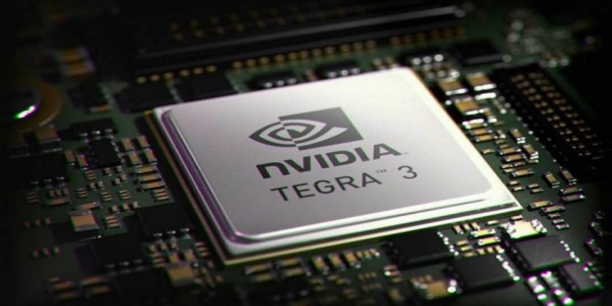 NVIDIA Tegra 3 A Primera Vista