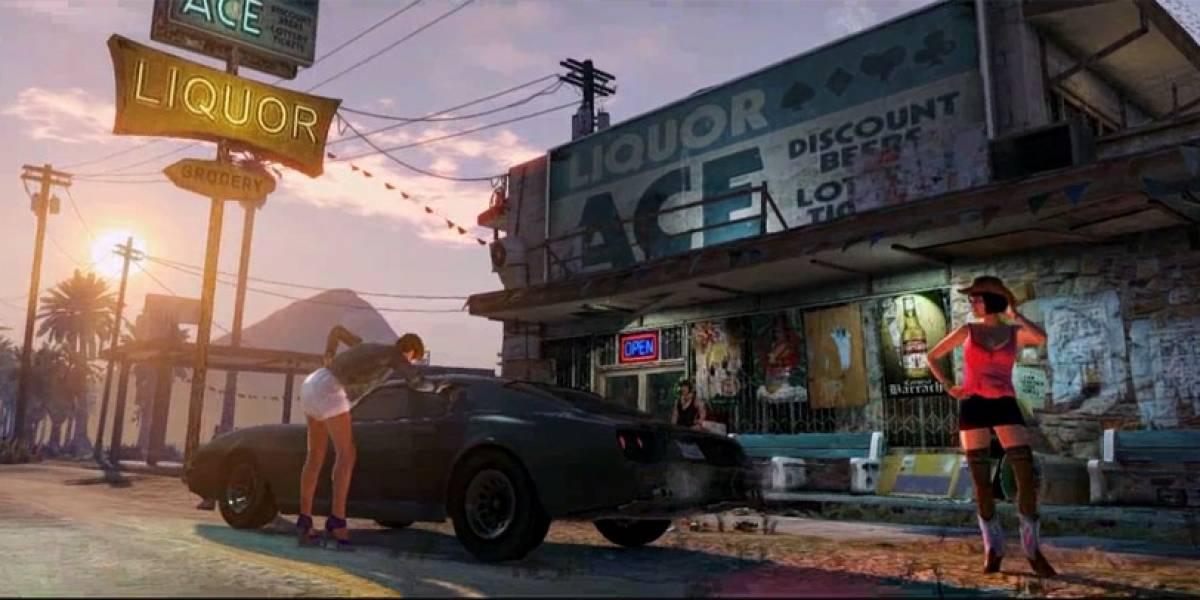 Grand Theft Auto V será el juego más grande jamás creado por Rockstar