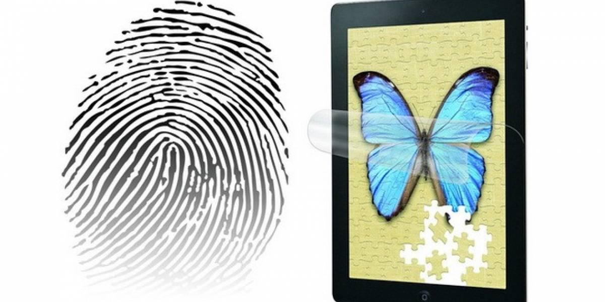 Protector de pantallas 3M promete eliminar huellas dactilares automáticamente