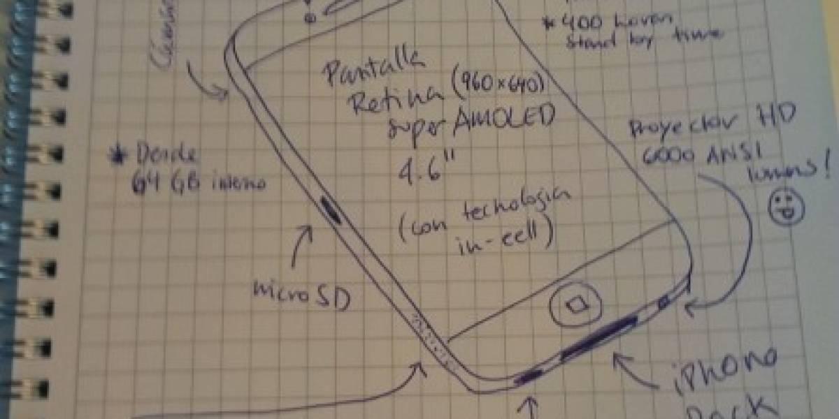 Chile: Diseña el smartphone perfecto y gánate un Galaxy S II