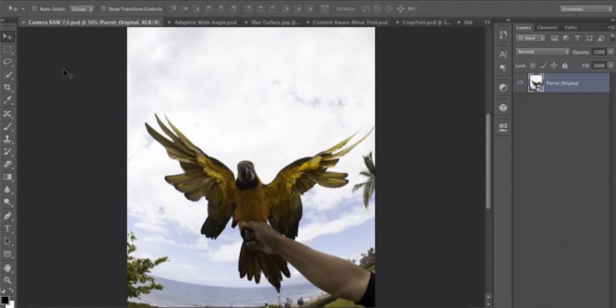 Adobe lanza Photoshop CS6 con beta público gratuito
