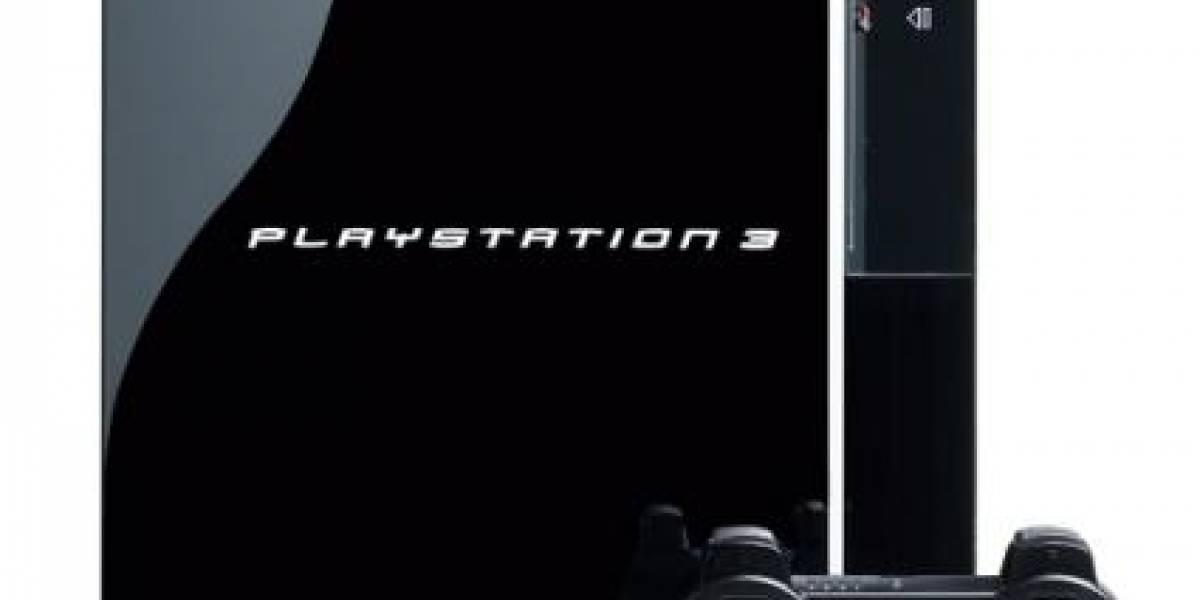 Sony recorta en US$50 del precio de la PS3