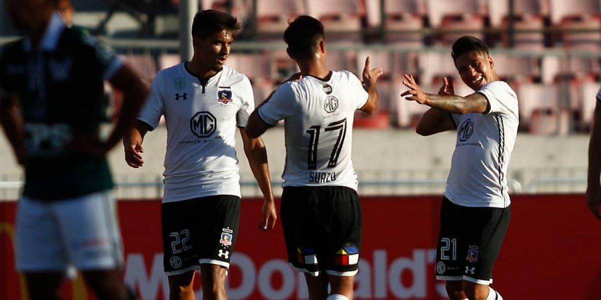 Minuto a minuto: Colo Colo golea a Wanderers y se está quedando con la Supercopa
