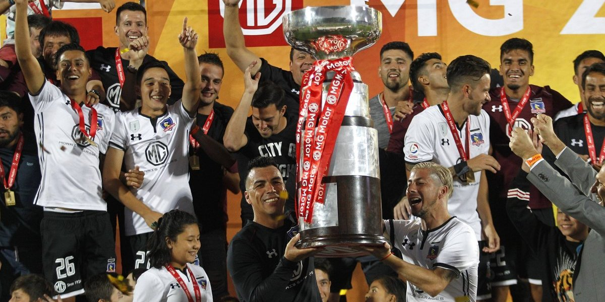 Calma las aguas: Colo Colo goleó a Wanderers y nuevamente es Supercampeón