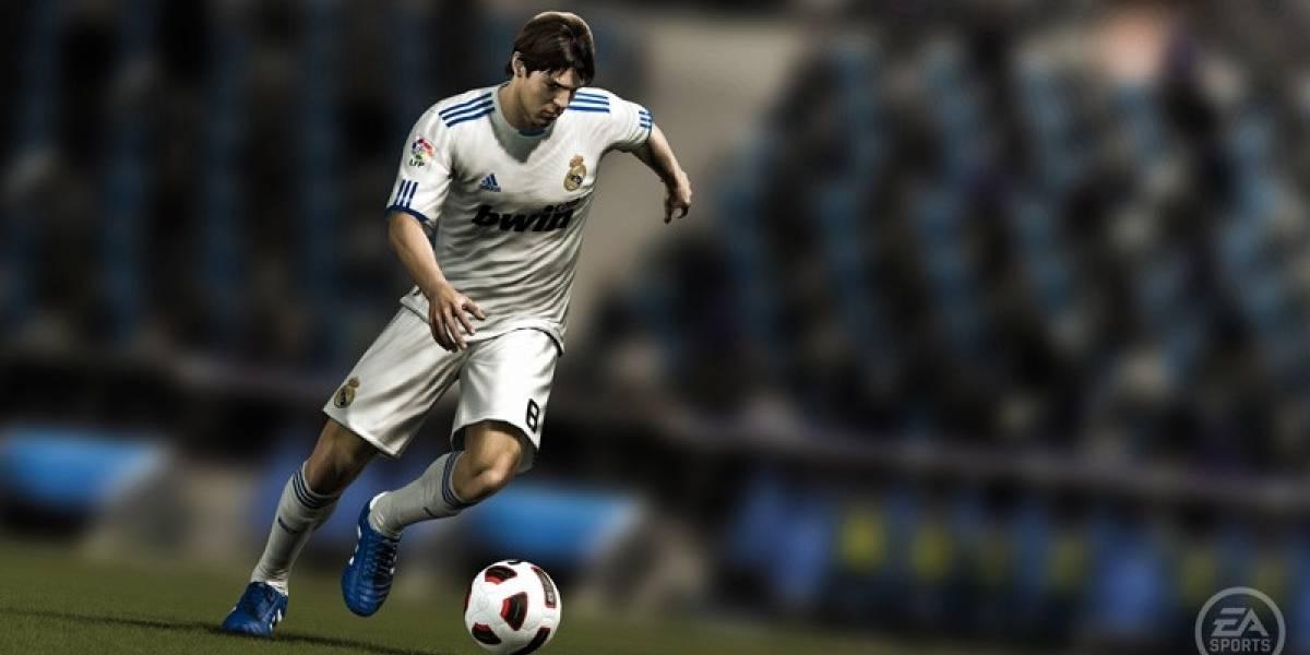 Con ustedes, la primera imagen de FIFA 12