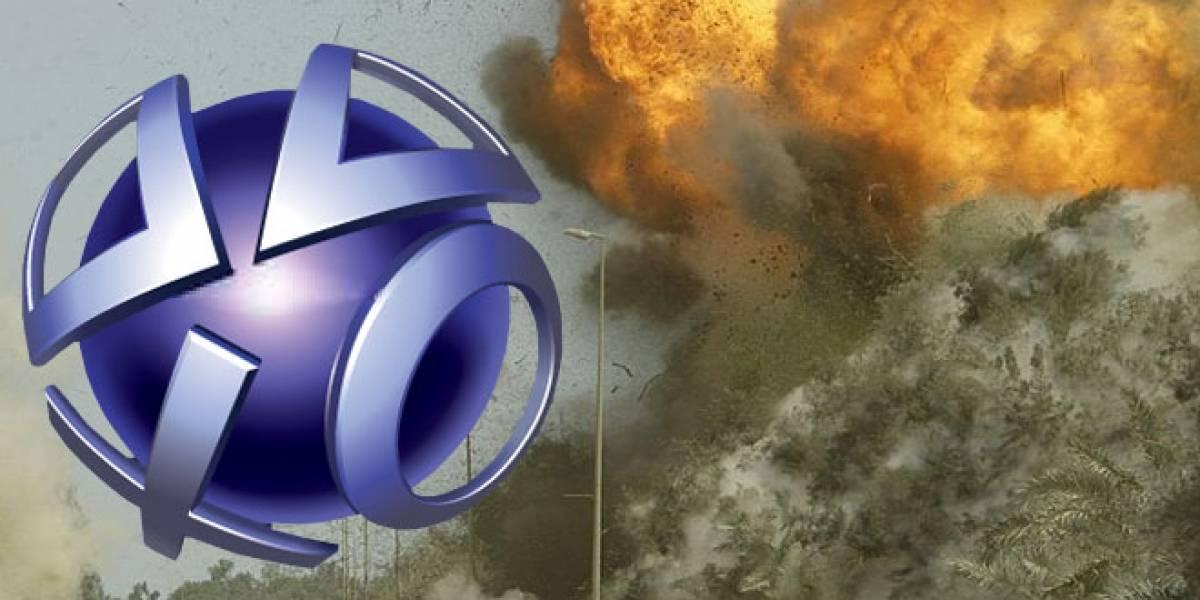 Otro día sin PlayStation Network