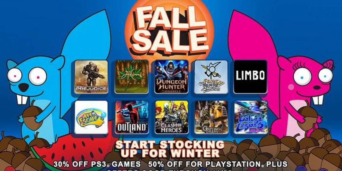 Ofertas y descuentos en la PSN Store