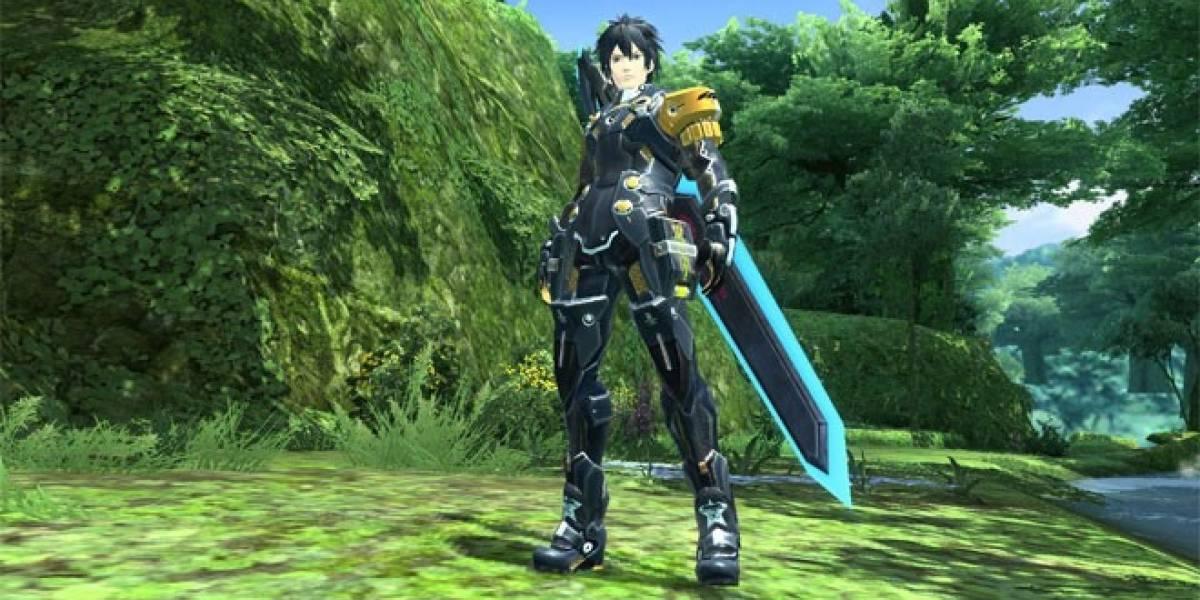 Phantasy Star Online 2 llegará al PlayStation Vita