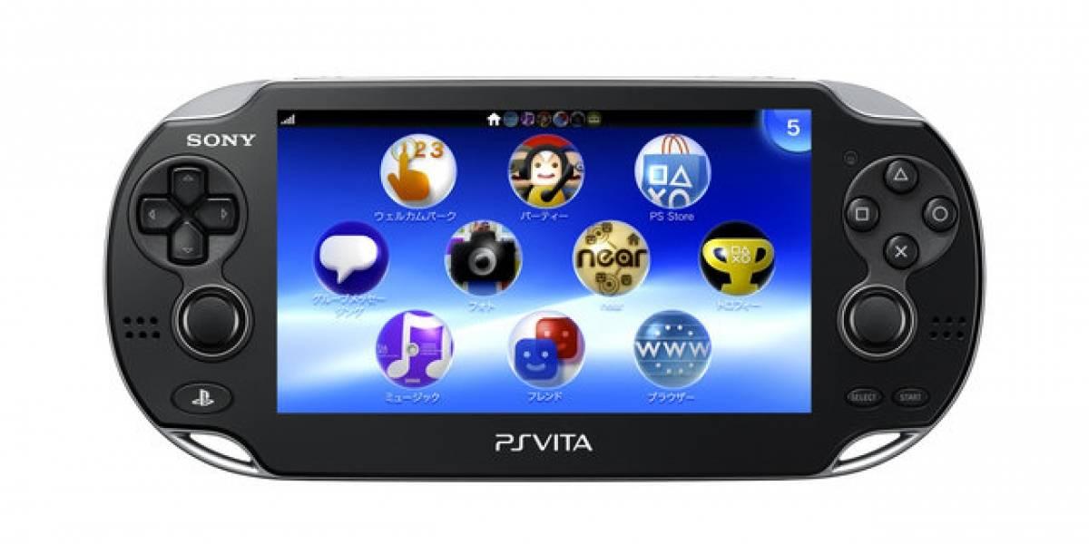 Un tercio de los juegos vendidos en la PlayStation Vita son digitales