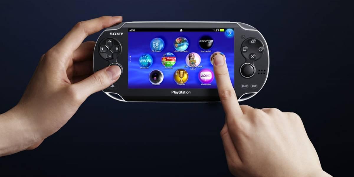 Sony se asegura para evitar la escasez de consolas Vita en su lanzamiento