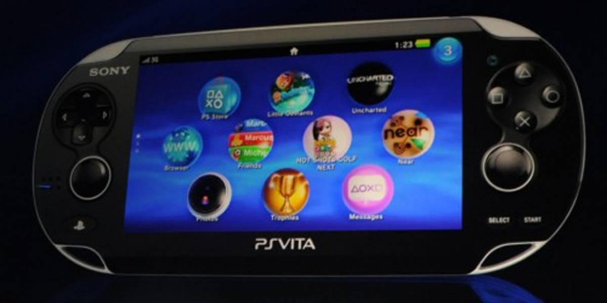 Todos los juegos del PS3 se podrían jugar en el PS Vita