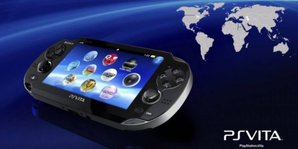 PlayStation Vita estrena firmware antes de su lanzamiento en occidente