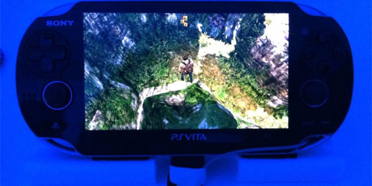 Gamefest 2011: La PSP Vita en acción