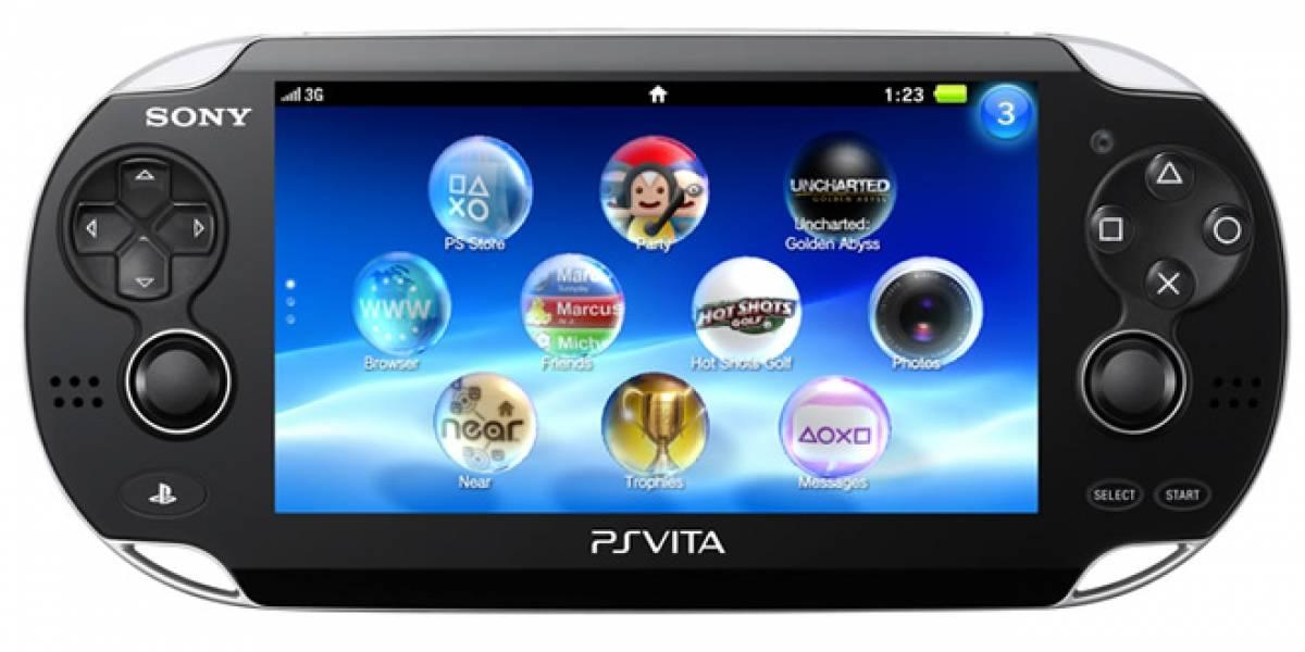 Usuarios de PS Vita reportan problemas