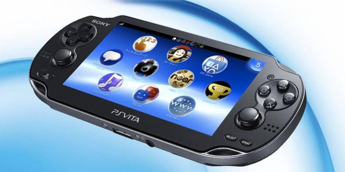 Sony distribuyó 700 mil PS Vita para su estreno en Japón