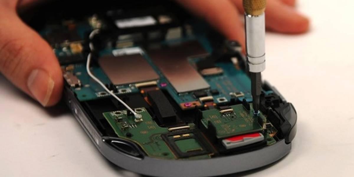 Desnudan al PS Vita y deducen costo de sus componentes