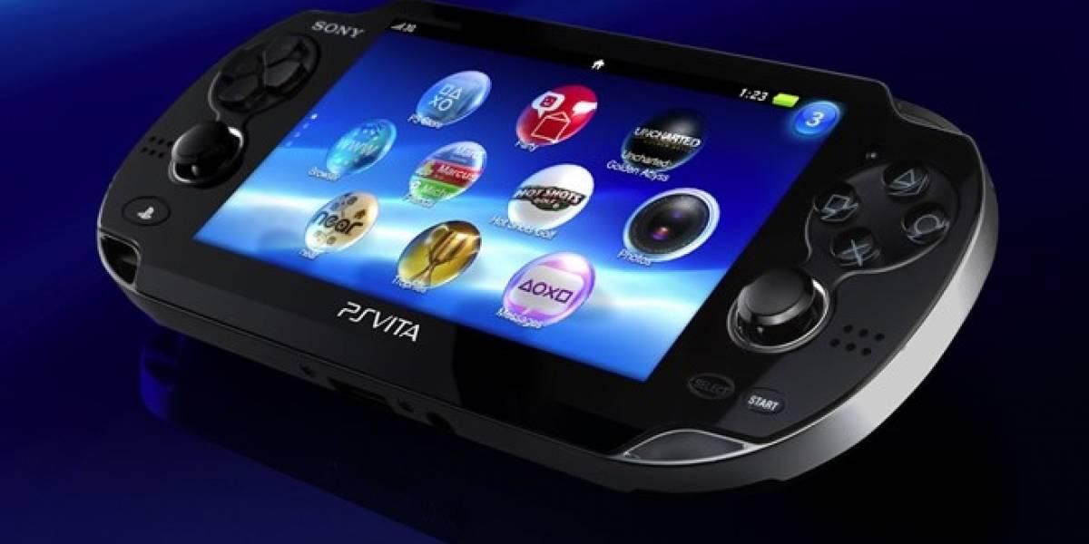 Sony lanzó nuevo firmware para PS Vita... retirándolo de circulación minutos después