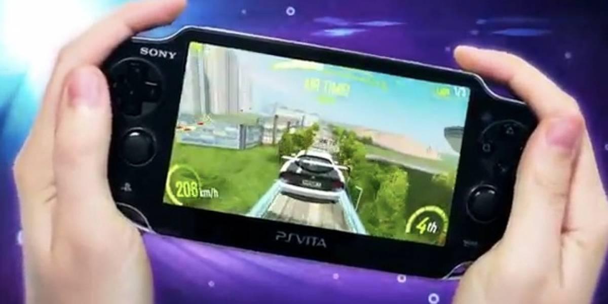 ¿Ya tienes tu PS Vita? Mira lo que te ofrece Ubisoft