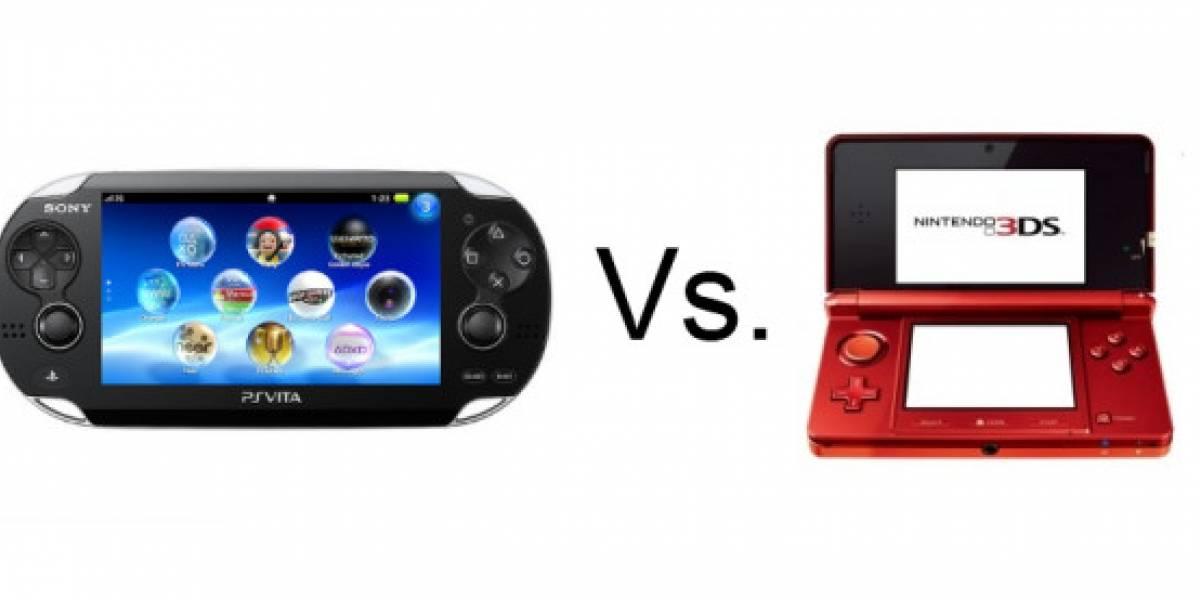 EA dice que el PS Vita tiene más chance que el 3DS