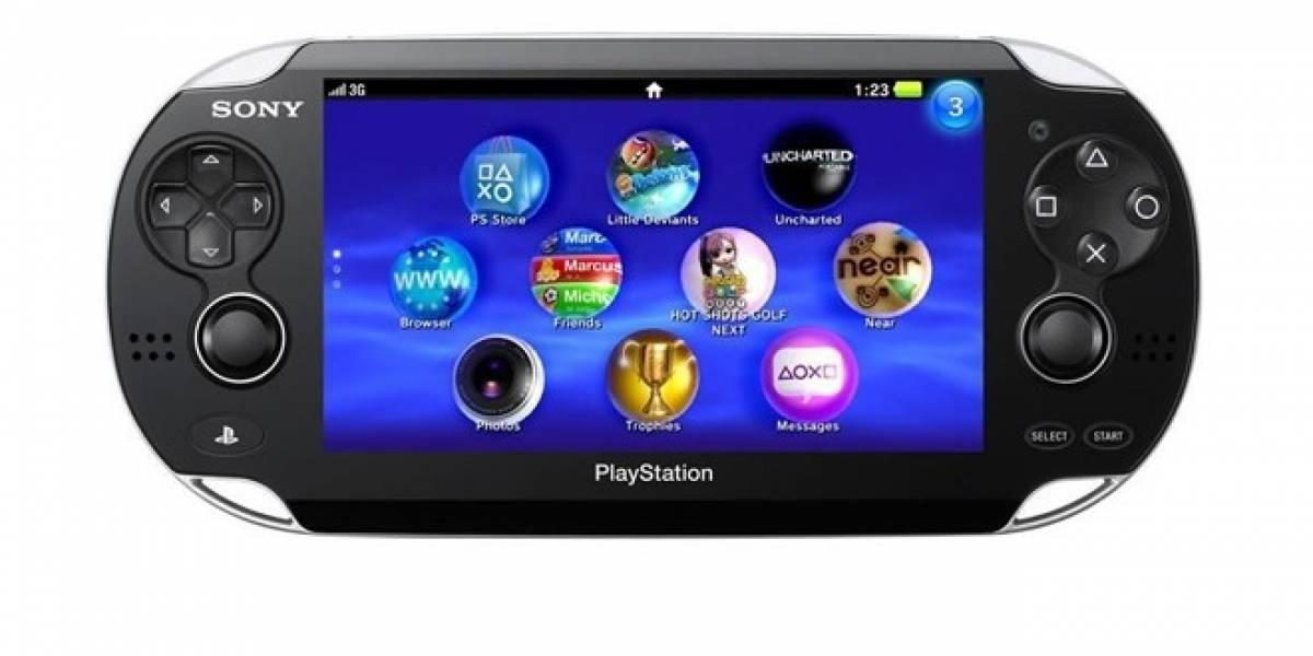 Emulador de Sega Genesis corriendo en PlayStation Vita