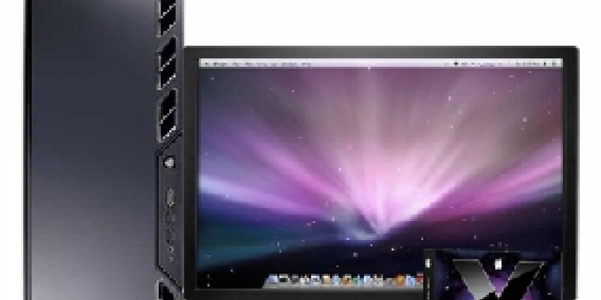 Psystar anuncia nuevo Mac Clone
