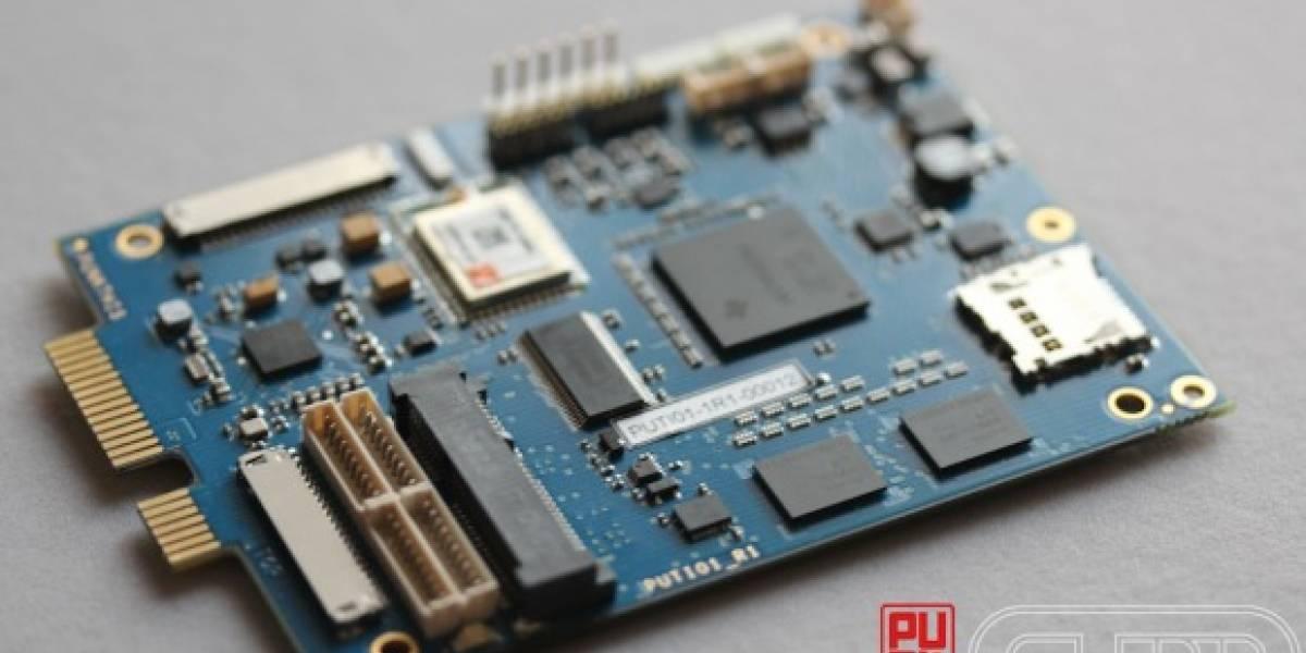 PunkThis: Un módulo ARM potenciando el espacio del HDD en tu portátil