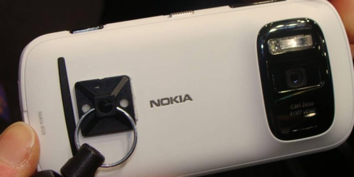 Realizan videos con el Nokia 808 Pure View en 720p y 1080p