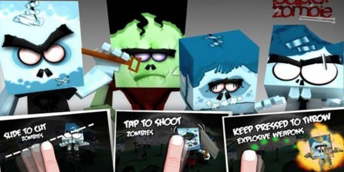 Paper Zombie ya está disponible para equipos Android