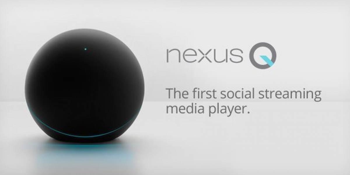Nexus Q, el nuevo sistema de streaming hogareño de Google