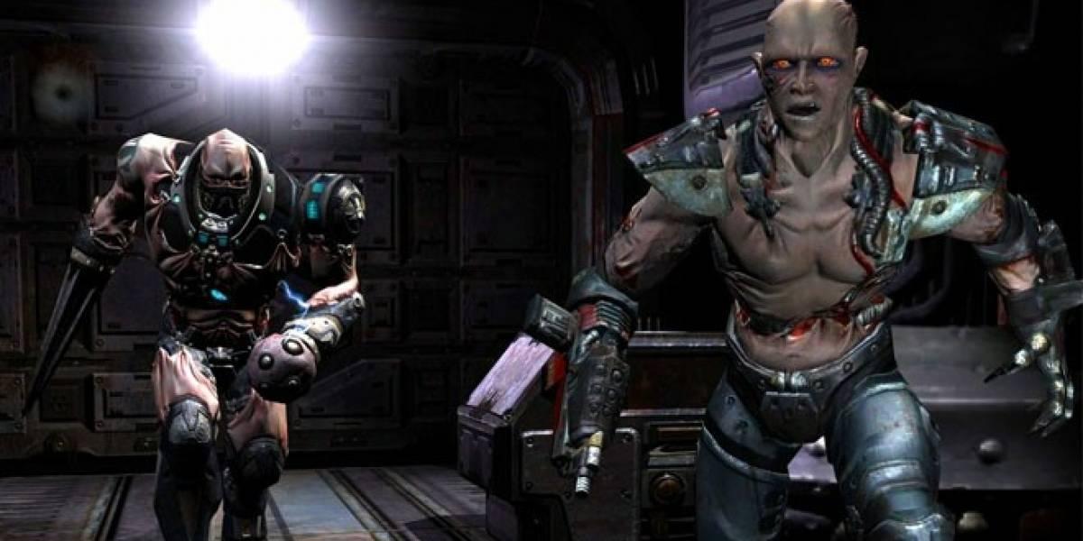 Quake 4 será re-lanzado a precio rebajado