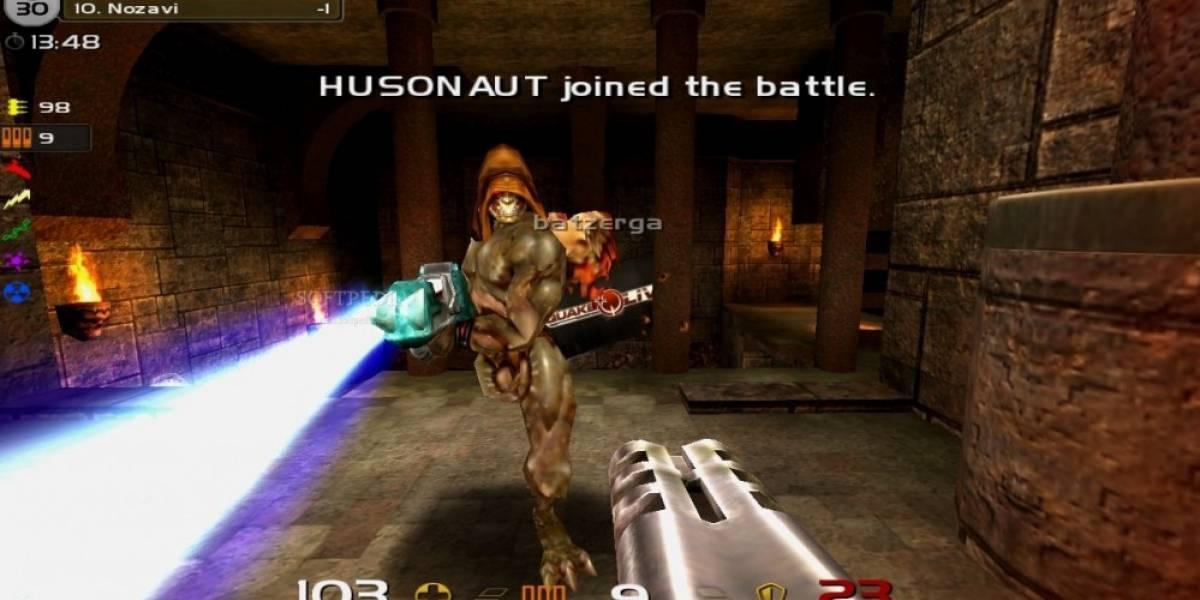 Si Bethesda le gana a Notch en Quake III, Scrolls cambia de nombre