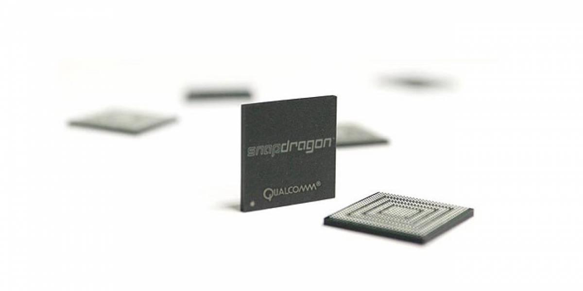 Qualcomm presenta sus nuevos procesadores Snapdragon S1 y S4
