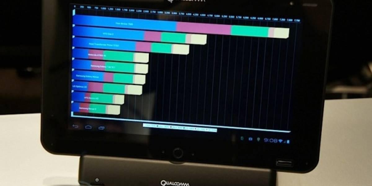 Los tests lo comprueban: El Snapdragon S4 Pro será una bestia