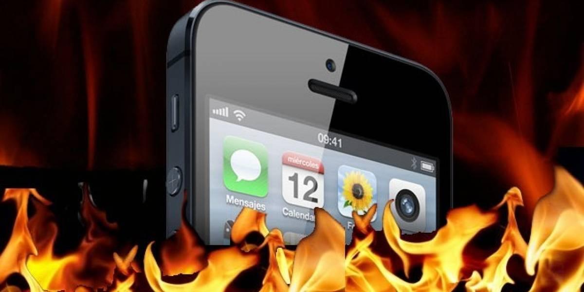 Rabino llamó a sus seguidores a quemar los iPhones