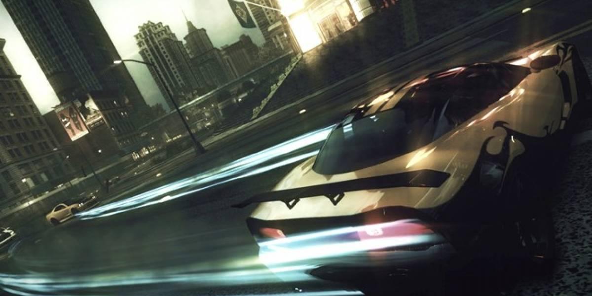 Ridge Racer Unbounded: Velocidad sobre 4 ruedas al fuerte ritmo de la música electrónica