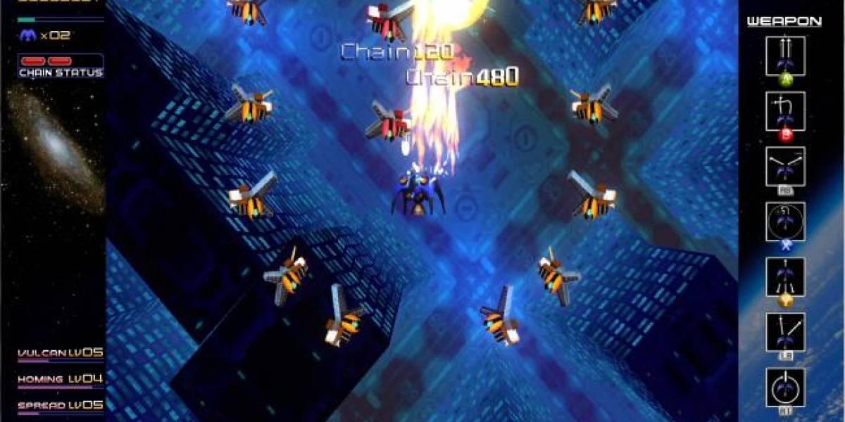 Radiant Silvergun regresa en gloria y majestad vía XBLA