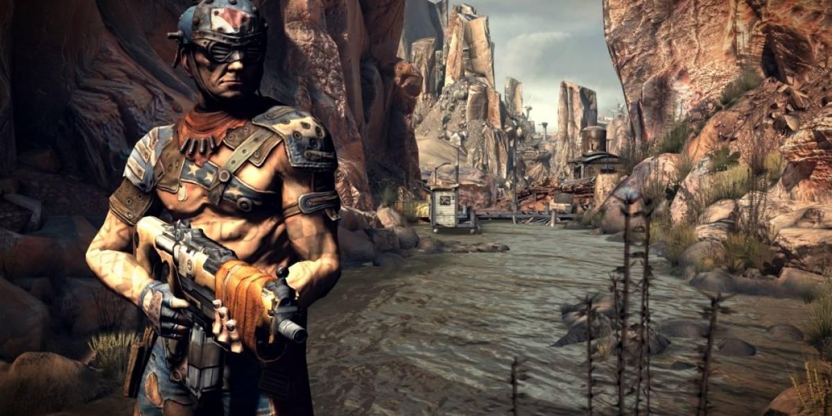 John Carmack: RAGE para PC podría recibir un Parche HD a lo Crysis 2 [QuakeCon 11]