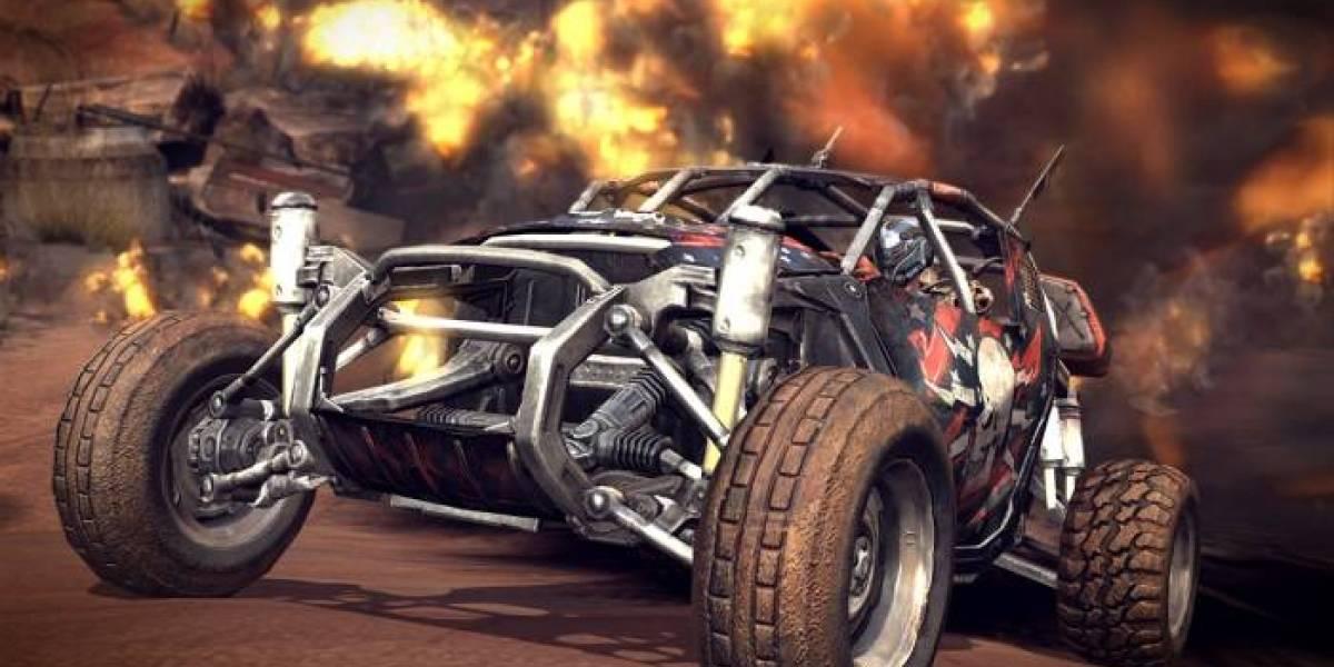 id Software y el multijugador de Rage: No queríamos seguir la corriente