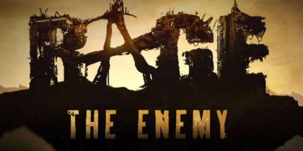 Tras las cámaras de Rage, parte 5: The Enemy