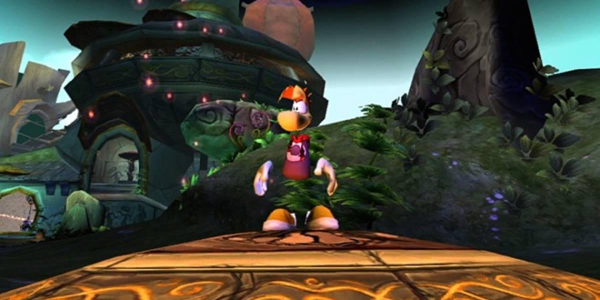 Rayman 3 HD ya disponible para descargarse