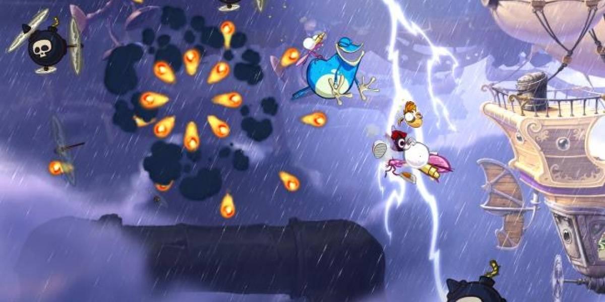 Y al creador de Rayman no le gustan los Mario