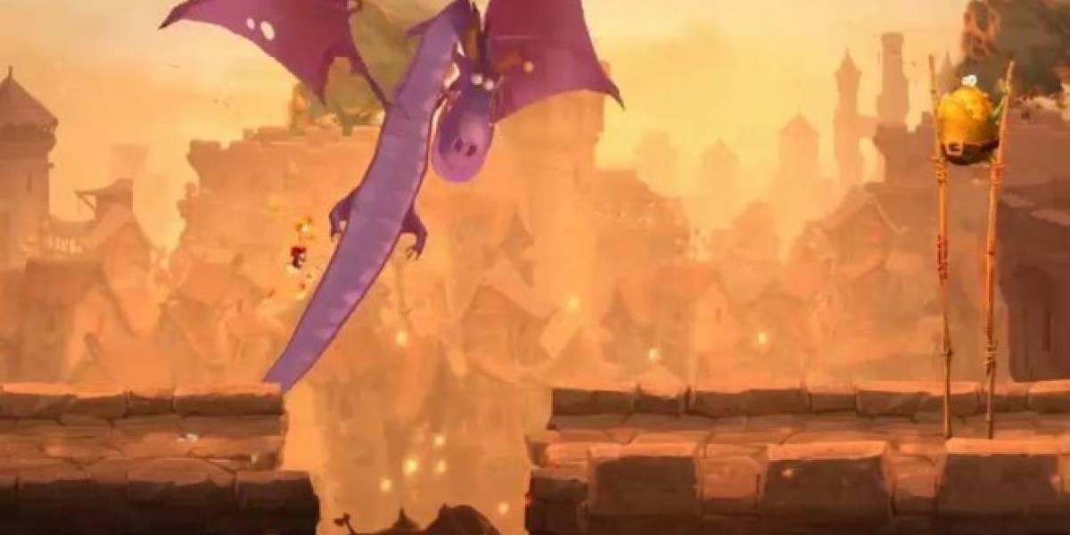 Futurología: Ubisoft estaría trabajando en Rayman Origins 2