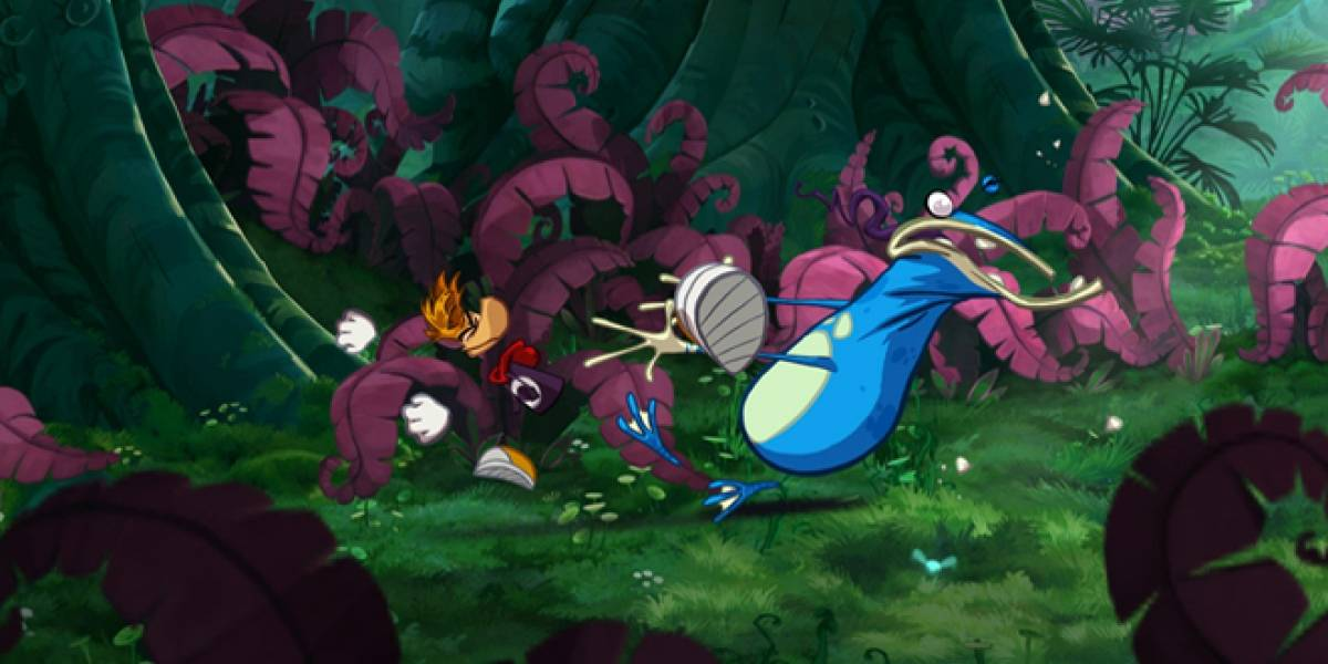Futurología: Se viene Rayman Legends